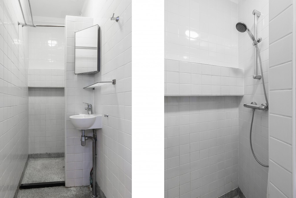 Nolensstraat 71a - Betegelde ensuite marmeren badkamers ...